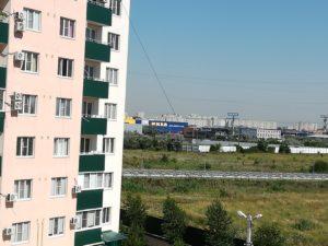 ЖК Солнечный, находится в 2 км от Краснодара и в километре от Мега Адыгея.