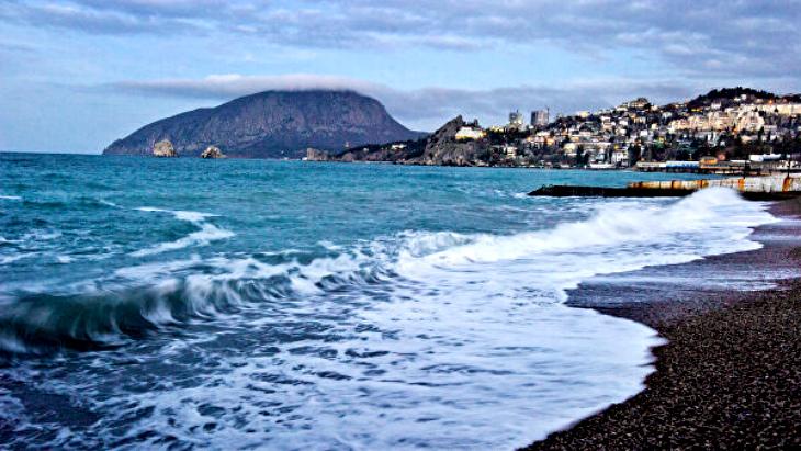 Берег Черного моря, Адлерский район
