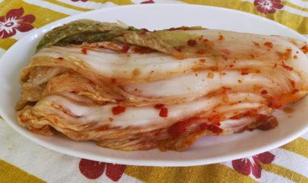 Рецепт кимчи по корейски
