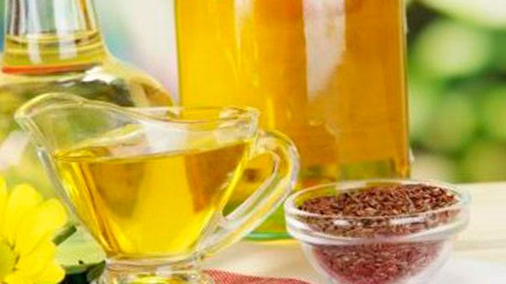 Мед, чеснок, лимон, льняное масло